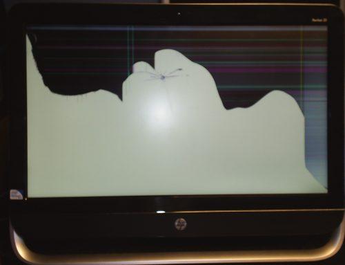 Laptop Screen Repair Warrington