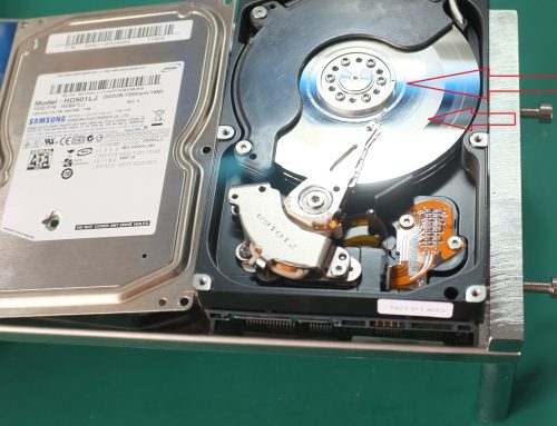 Data Recovery Warrington
