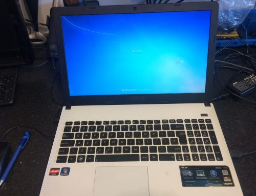 Laptop Screen Repair Warrington