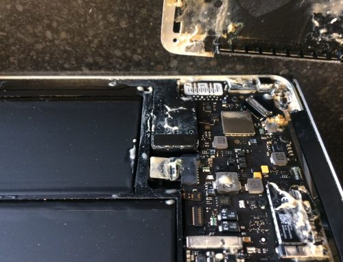 Mac Logic Board Repairs Warrington