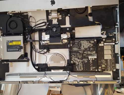 Apple Mac Repairs Warrington