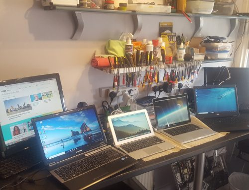 Refurbished Laptops Warrington