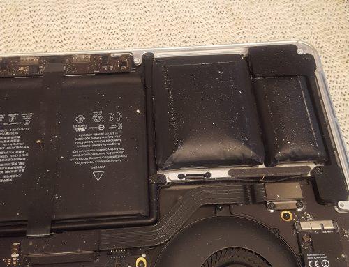 Laptop Battery Replacement Warrington